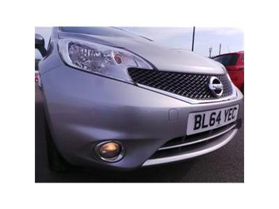 2015 NISSAN NOTE ACENTA PREMIUM 1198 PETROL MANUAL  5 DOOR MPV