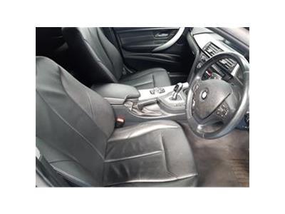 2013 BMW 3 SERIES 320D XDRIVE SE TOURING 1995 DIESEL AUTOMATIC 8 Speed 5 DOOR ESTATE