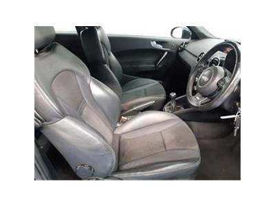 2013 AUDI A1 TDI S LINE 1968 DIESEL MANUAL 6 Speed 3 DOOR HATCHBACK