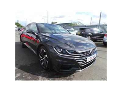 2018 VOLKSWAGEN ARTEON R-LINE TSI EVO 1498 PETROL MANUAL 6 Speed 5 DOOR HATCHBACK