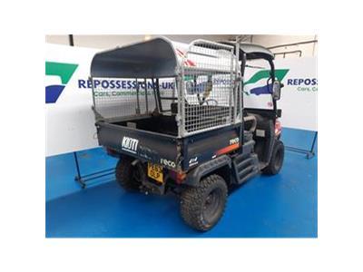 2013 KIOTI / RECO KIOTI ALL VARIANTS 1007 UNSPECIFIED  0 Speed AGRI/SPV