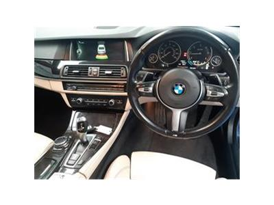 2014 BMW 5 SERIES 520D M SPORT 1995 DIESEL AUTOMATIC  4 DOOR SALOON