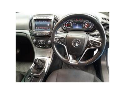 2015 VAUXHALL INSIGNIA DESIGN NAV CDTI ECOFLEX S/S 1598 DIESEL MANUAL 6 Speed 5 DOOR HATCHBACK