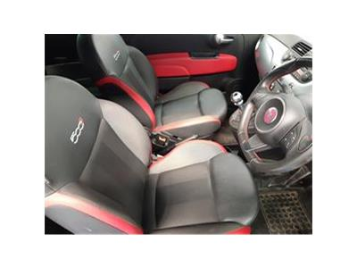 2015 FIAT 500 S 1242 PETROL MANUAL  3 DOOR HATCHBACK