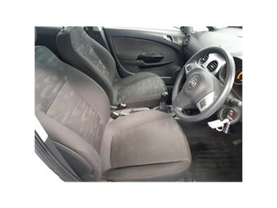 2011 VAUXHALL CORSA EXCLUSIV AC CDTI ECOFLEX 1248 DIESEL MANUAL 5 Speed 5 DOOR HATCHBACK