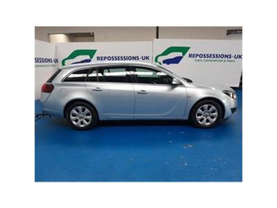 2016 VAUXHALL INSIGNIA TECH LINE CDTI 1598 DIESEL AUTOMATIC 6 Speed 5 DOOR ESTATE