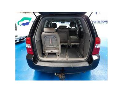 2008 KIA SEDONA TS CRDI 2902 DIESEL AUTOMATIC 5 Speed 5 DOOR MPV
