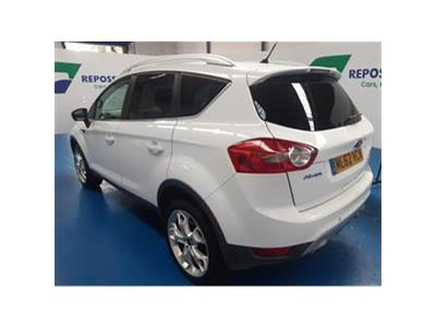 2012 FORD KUGA TITANIUM TDCI AWD 1997 DIESEL MANUAL 6 Speed 5 DOOR ESTATE