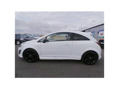 2013 VAUXHALL CORSA LIMITED EDITION 1229 PETROL MANUAL 5 Speed 3 DOOR HATCHBACK