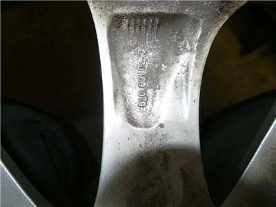 ALLOY WHEEL SEAT IBIZA 15 Inch Rim 6L0601025Q - WHL14559