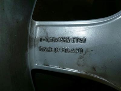 8V0601025CR, 5 SPOKES