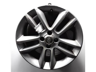 ALLOY WHEEL Vauxhall Corsa 17 Inch Alloy Wheel Rim - WHL58331