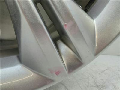 LR   GRADE B                 DM5C-1K007-B1A  SCRATCHES AND MARKS TO FACE AND RIM OF ALLOY
