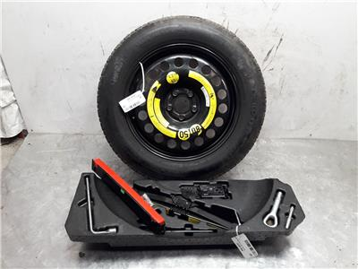 MERCEDES ML M Class 18 Inch Spare Wheel & Tyre Space Saver 155/90/18 & JACK KIT