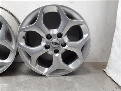 Set Of 16 Inch FORD Focus C-Max Mondeo Transit Connect Alloy Wheels 5x108 ET50