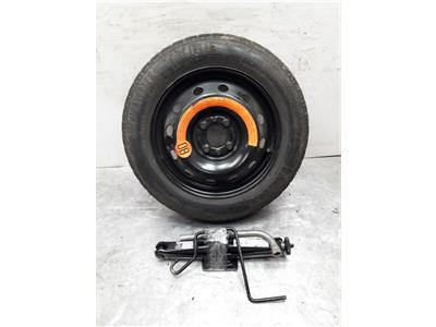 FORD KA 14 Inch Spare Wheel & Tyre Space Saver 135/80/14 + Jack & Brace