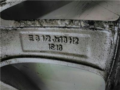 ALLOY WHEEL BMW X5 18 Inch 8.5x18 IS46 5 Stud Style 446 - WHL59098