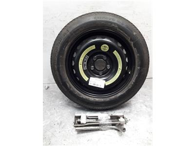 MERCEDES C CLASS 16 Inch Spare Wheel & Tyre Space Saver 125/90/16 + Jack & Brace