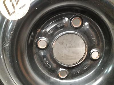 FORD FIESTA 15 Inch Spare Wheel & Tyre Space Saver 125/80/15 + Jack & Brace