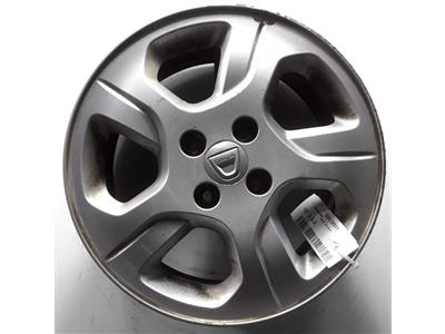 ALLOY WHEEL Dacia  Sandero 15 Inch Alloy Wheel Rim - WHL58931