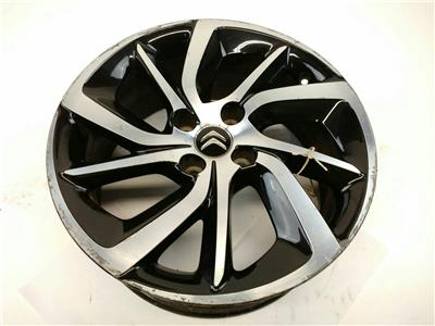 ALLOY WHEEL Citroen DS3 17 Inch Rim - WHL102811 9805895877  Genuine Citroen