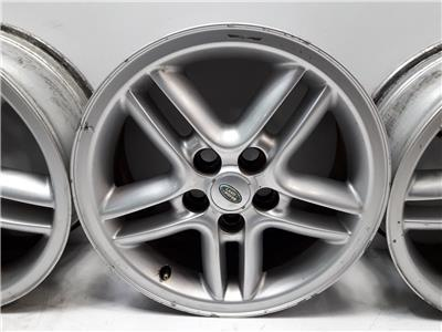 LAND ROVER DISCOVERY 2 SET OF 18 INCH ALLOYS  8.0X18 OFFSET UNKNOWN