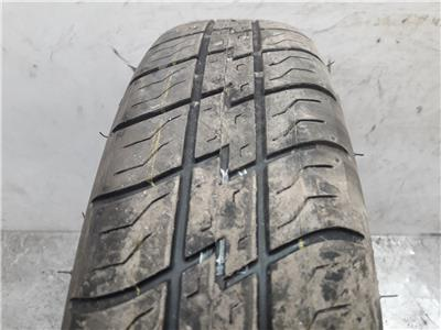 127/70/16 PART WORN TYRE  WITH JACK KIT