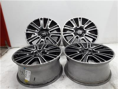 Set Of 19 Inch FORD MUSTANG Alloy Wheels Rims 8.5x19 ET50 5x114.3 AR33-1007-FB
