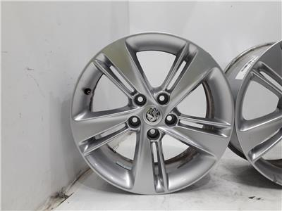 Set Of 2018 17 Inch VAUXHALL INSIGNIA Alloy Wheels Rims 7.5x17 IS45 5x115