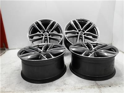 Set Of Genuine 21 Inch AUDI Q7 Alloy Wheels Rims 5x112 9.5x21 ET31 Set Of Four