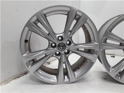 Set Of Genuine 18 Inch VAUXHALL ASTRA Alloy Wheels Rims 5x105 7.5x18 IS44