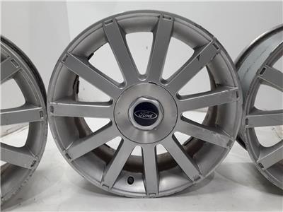 Set Of Genuine 17 Inch FORD FIESTA ST Alloy Wheels Rims 4x108 7x17 ET52.5