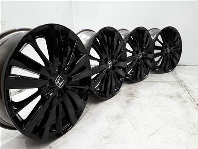 Set Of Genuine 16 Inch HONDA JAZZ Alloy Wheels Rims 4x100 6x16 ET53 Set Of Four