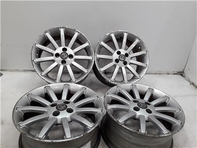 Set Of Genuine 16 Inch MG TF Alloy Wheels Rims 4x95.25 7x16 ET28