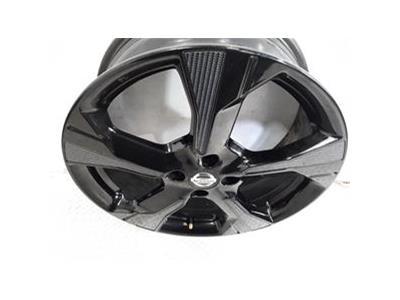 Set Of Genuine 17 Inch NISSAN MICRA NOTE CLIO Alloy Wheels 6.5J ET50 403005FA5A