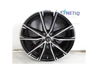 Set Of Genuine 17 Inch TOYOTA GT86 Alloy Wheels Rims 7J ET48 5x100 SU003-06811