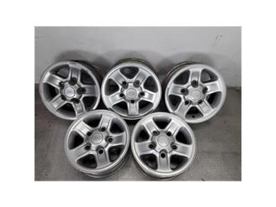 Set Of 5 Genuine 16 Inch LAND ROVER DEFENDER 90 Alloy Wheels Rims 7x16 BOOST