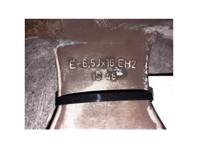 ALLOY WHEEL MINI HATCH 16 Inch Rim - WHL138900