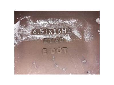 ALLOY WHEEL FORD TRANSIT 16 Inch Rim  HL49793   - WHL130985