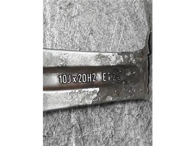 ALLOY WHEEL JAGUAR XK8 20 Inch Rim  MKO6156   - WHL130384