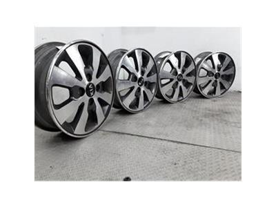 Set Of Genuine 14 Inch KIA PICANTO Alloy Wheels Rims 1YF40AK700 5J ET46 4x100