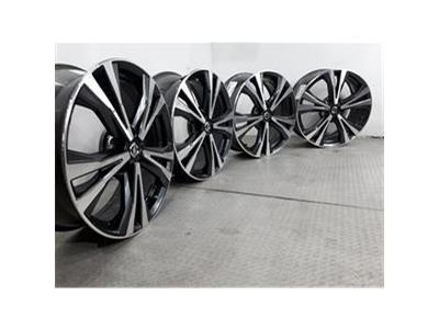 Set Of Genuine 18 Inch NISSAN QASHQAI JUKE Alloy Wheels Rims HVO3BMB94 5x114.3