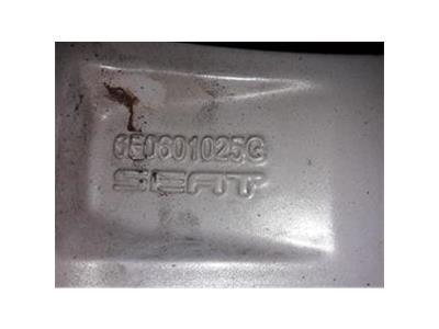 ALLOY WHEEL SEAT IBIZA 15 Inch Rim  6F0601025G   - WHL131561
