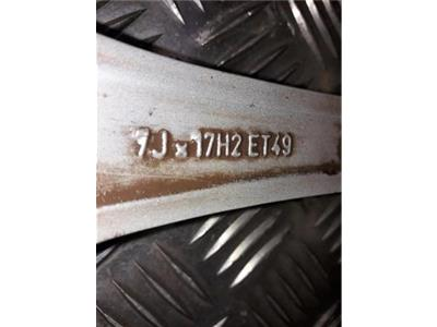 ALLOY WHEEL MERCEDES B-CLASS 17 Inch Rim - WHL141431