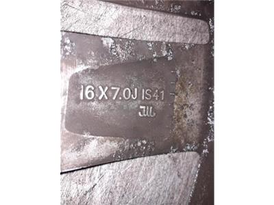 ALLOY WHEEL VAUXHALL ASTRA 16 Inch Rim - WHL137718