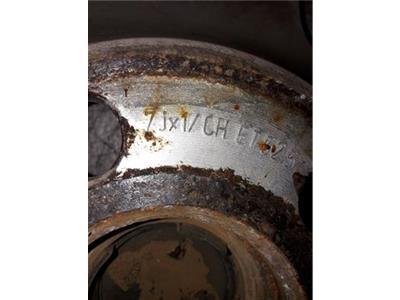 ALLOY WHEEL JAGUAR X-TYPE 17 Inch Rim - WHL138946