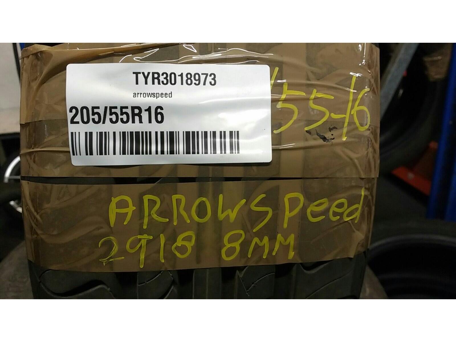 arrowspeed 205/55R16