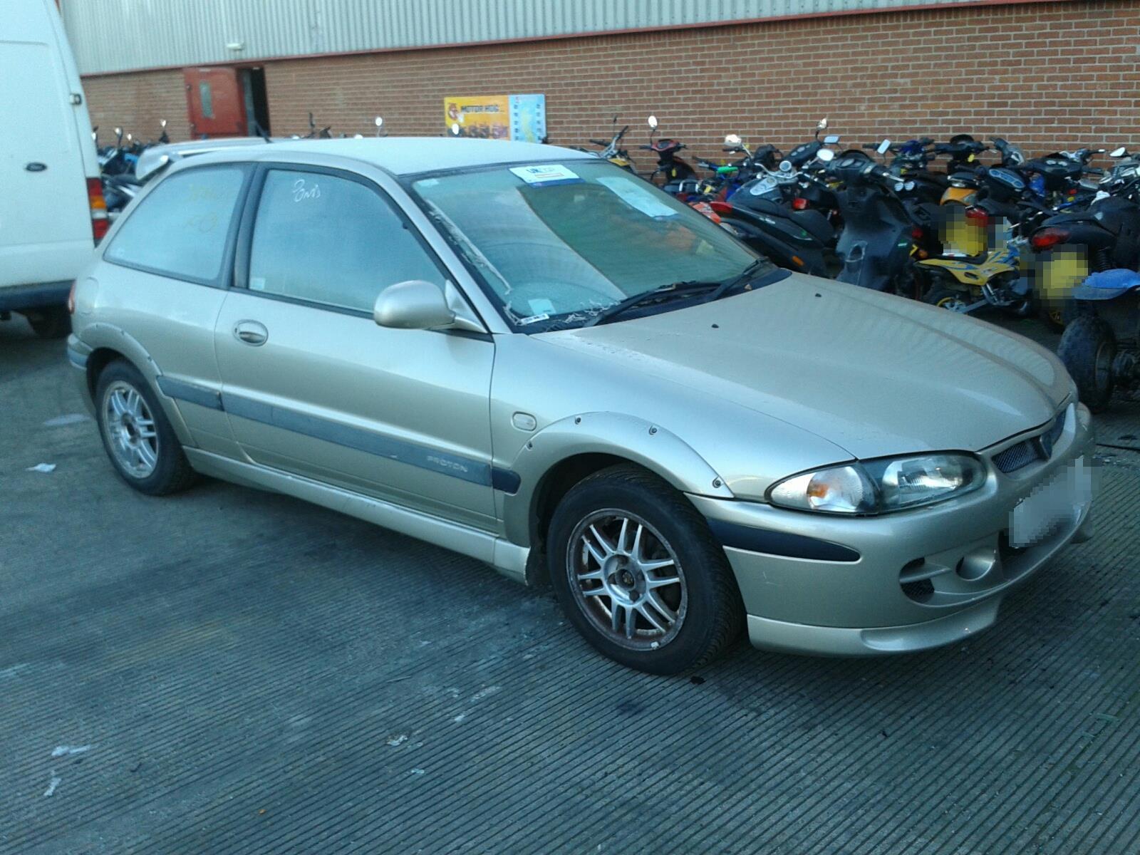2001 Proton Satria 2000 To 2007 3 Door Hatchback (Petrol / Manual ...