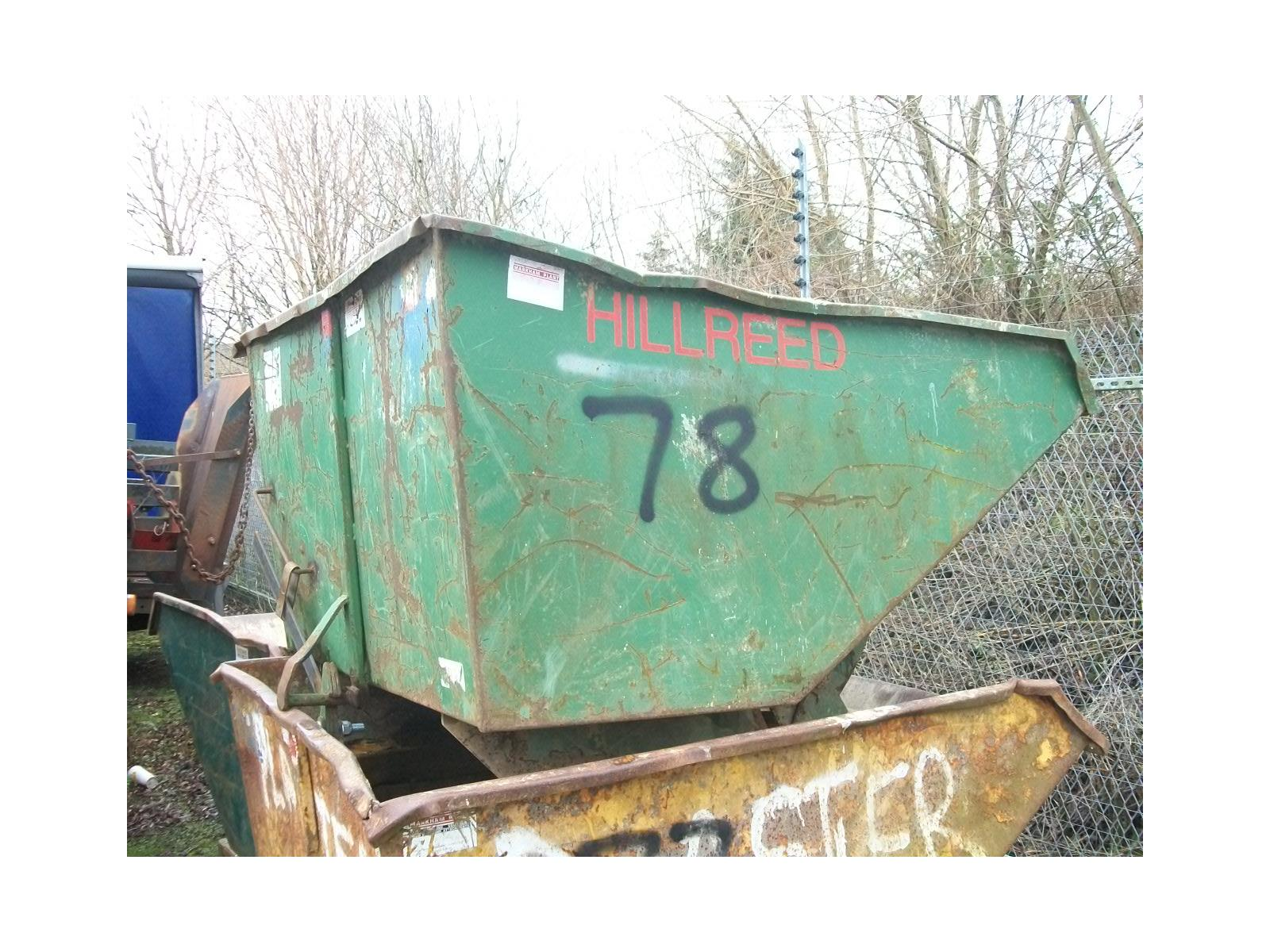 OTHER BRITISH TIPPING SKIP