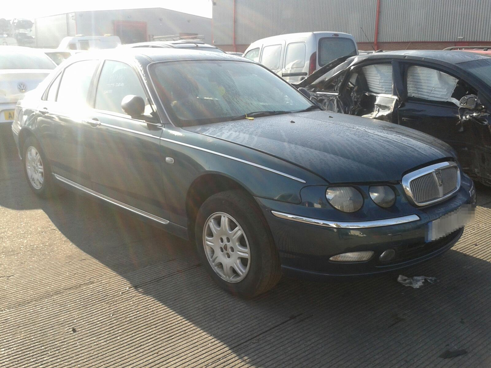 2004 rover 75 1999 to 2004 4 door saloon petrol manual breaking rh motorhog co uk Rover 75 Coupe Rover 75 Spares